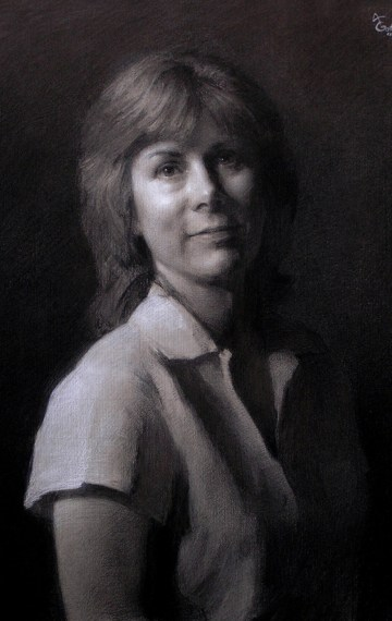 Portrait of Kristen Barron