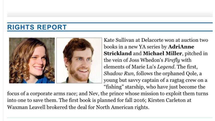 Shadow Run Deal