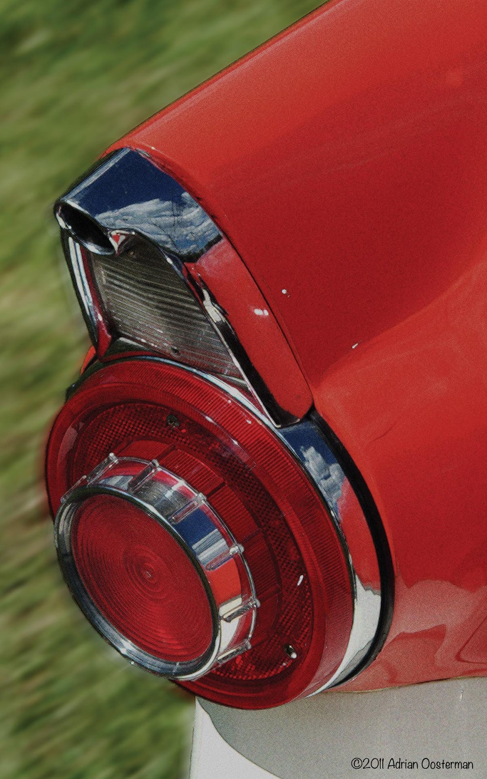 Ford tail light