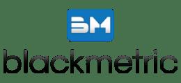 Blackmetric Logo