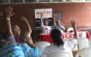 Foto: Ascom ADUSC