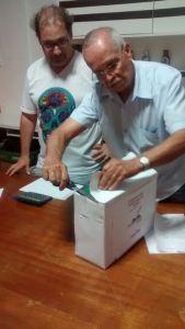 Comissão eleitoral apurou os votos nesta quinta- feira (11)