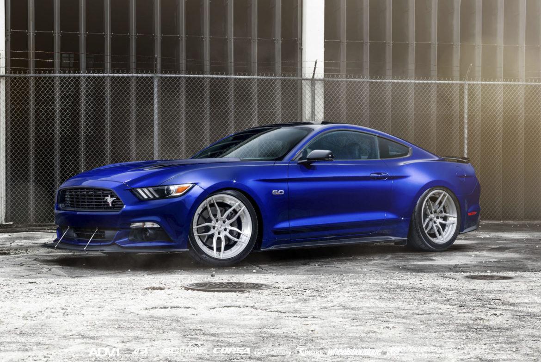 Ford Mustang GT - ADV005 M.V2 CS Series Wheels  A