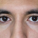 Hydrophobic eye