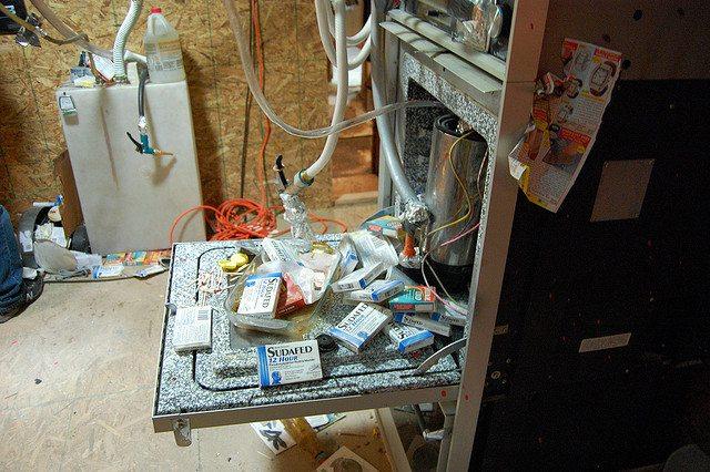 Meth Lab Murder Takedown In Oakland