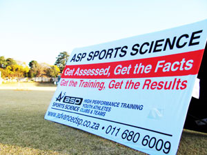 ASP Sports Science  Fitness Assessment Banner