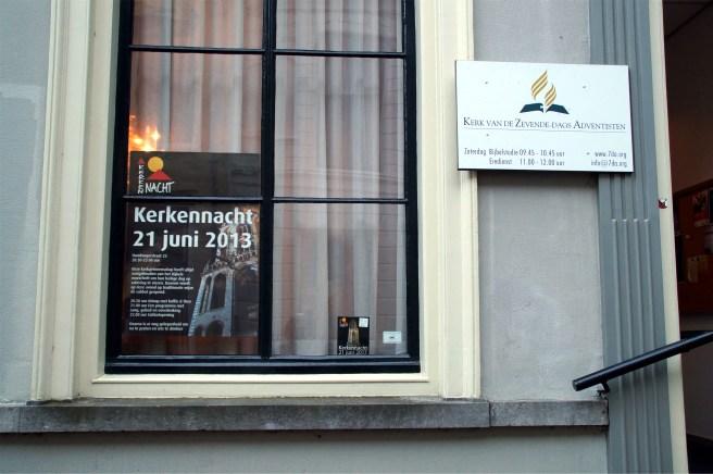 Adventgemeente Utrecht - Kerkennacht 2013