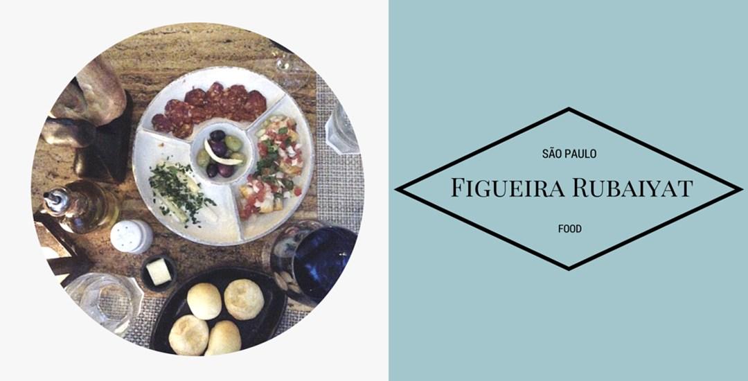 São Paulo Food:  Figueira Rubaiyat
