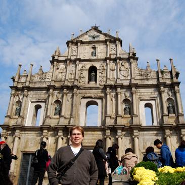 Macau – the Vegas of Asia (almost)