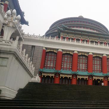 Christmas in Chongqing
