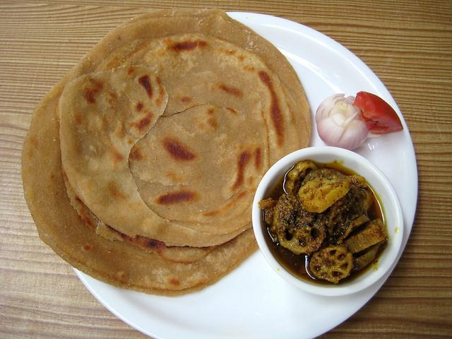 Parathas