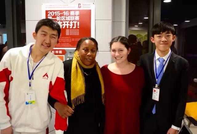 College counselor job China