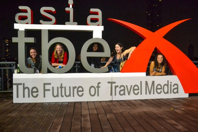 How to Survive Your First TBEX