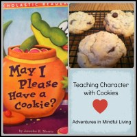 Teaching Character with Cookies