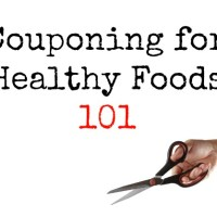 Couponing for Healthy Food 101!