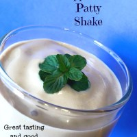 Peppermint Patty Super Shake