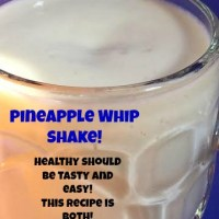 Pineapple Whip Shake!