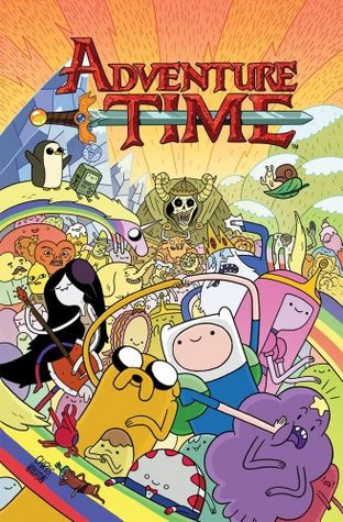 Book Review: Adventure Time Vol. 1 (Adventure Time volume 1; issues 1-4)