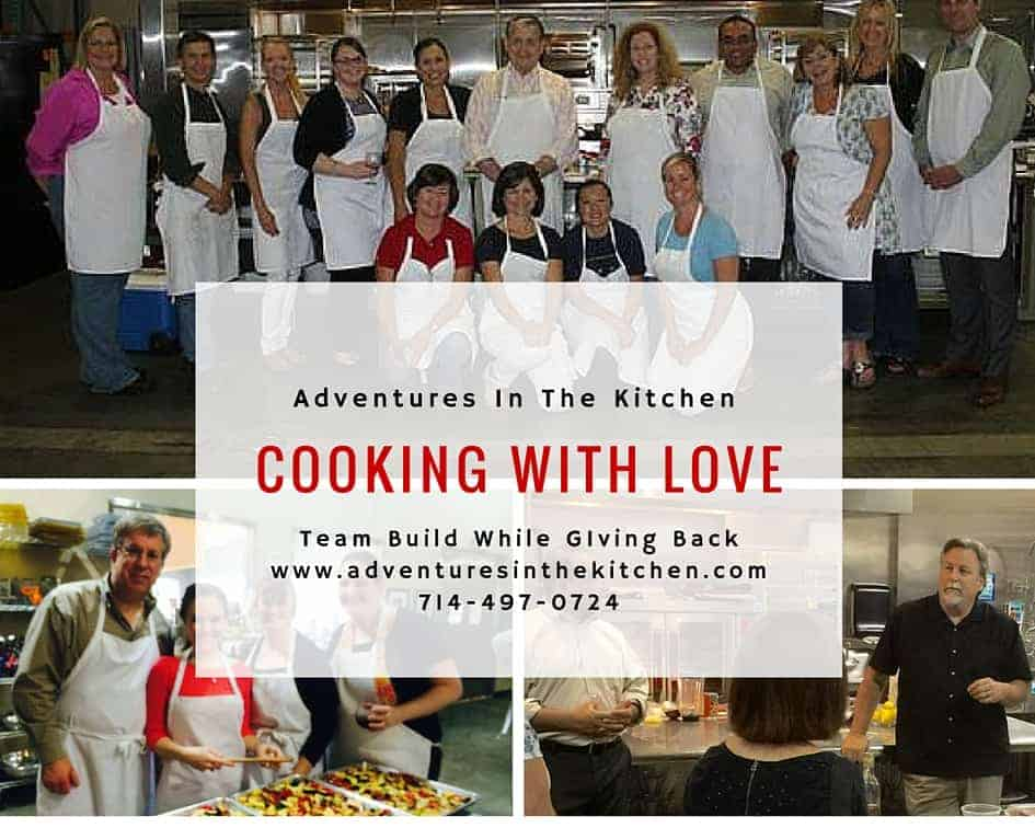cooking with love cooking parties