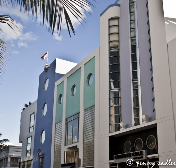 The Best Way to See Art Deco Architecture in South Beach shopping @PennySadler 2013