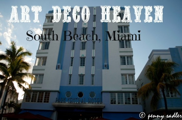 The Best Way to See Art deco Architecture in South Beach Miami