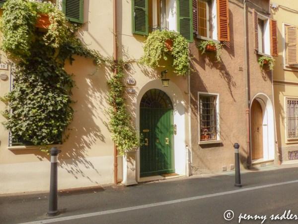A walk around Cesena Italy, @PennySadler 2013
