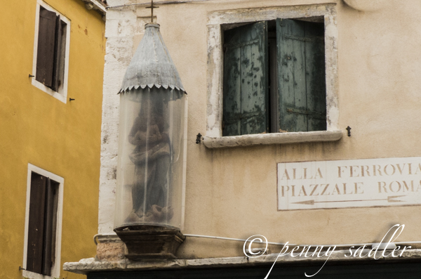Unusual details of Venice @PennySadler 2013