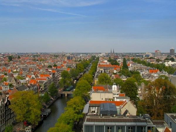 One Day in Amsterdam @PennySadler 2014