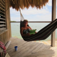 Laptop Lifestyle in Belize