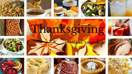 Thanksgiving- our 15 favourite dishes