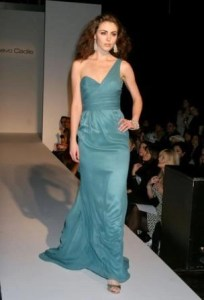 Vanidades Fashion Lounge Presentations During Fash Week Fall 2007!