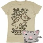 Let the Sun Shine In,  with Soft Kitty from The Big Bang Theory