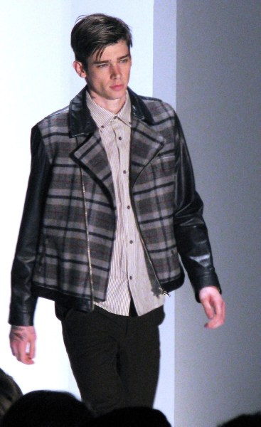 TIMO WEILAND FALL/WINTER 2012 #NYFW #MBFW