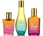 the body shop summer scents