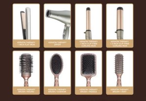 Old Low-Tech Heat Tools are Foolish. Try Something New From Conair, Remington & John Frieda!