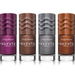 sally hansen magentic nail color