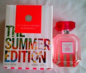 Victoria's Secret Bombshell The Summer Edition, 2012!