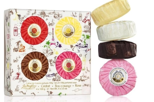 One-Size-Fits-All, Scent-Sational Holiday Gifts @QVC @SoapandPaper @RogerGalletUSA