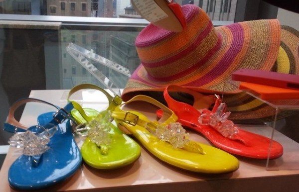 A Fashion Week Peek of what's Blinging, Bold, Bright and Ready for Spring from HSN  @HSN
