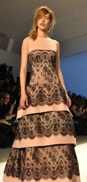 Fashion Week Fall/Winter 2013 Runway Report: Tadashi