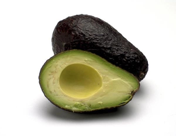 a Haas avocado