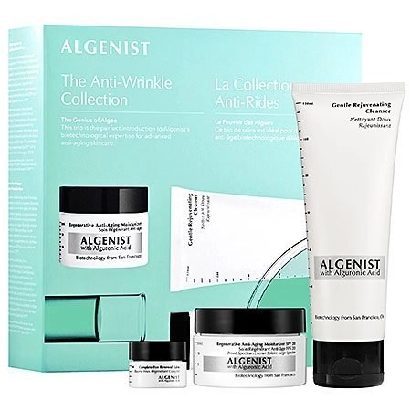 algenist anti wrinkle collection gift set