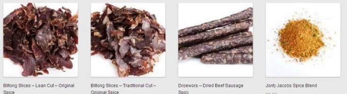 jonty jacobs jerky types