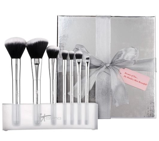 qvc brush set