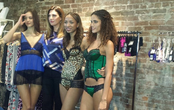 Daisy Fuentes Launches Intimate Appeal Collection W/ Carrie Amber: You'll Want This! @redlightpr  #carrieamberintimates #daisyfuentesintimates