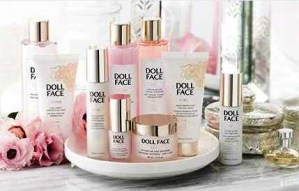 Doll Face Beauty skincare is good for your face
