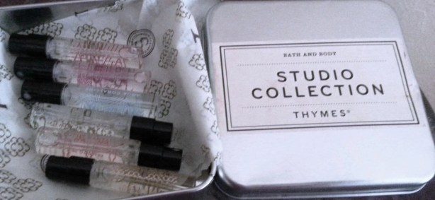 studio collection minis from thymes