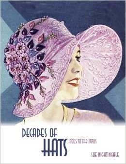 book decades of hats