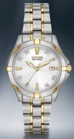 citizen diamond watch