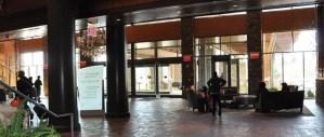 mt. airy lobby